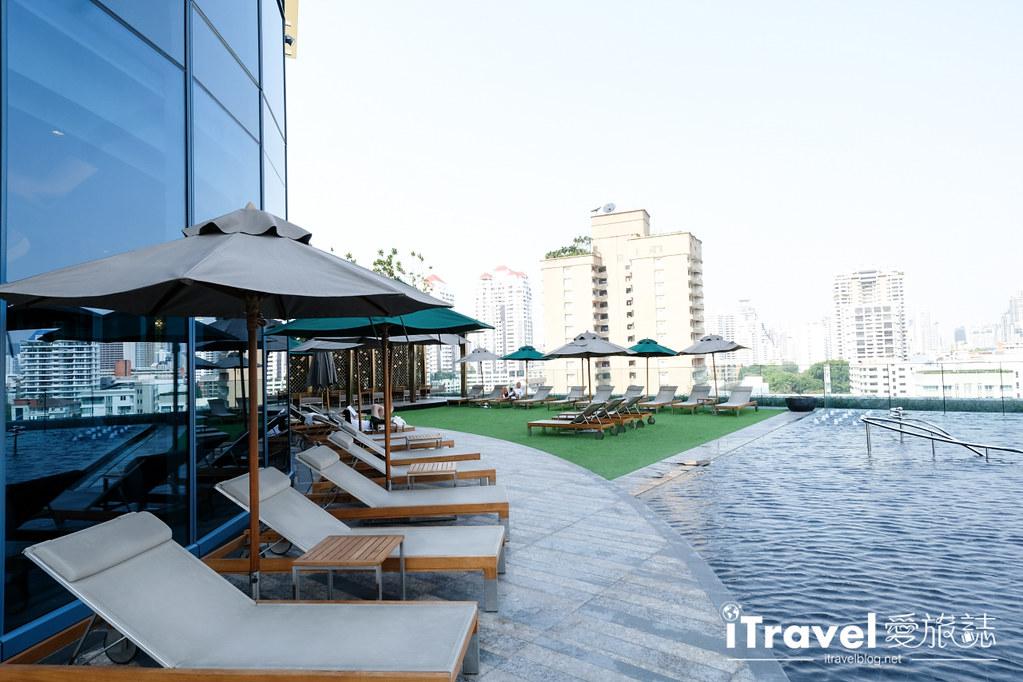 曼谷饭店推荐 Grande Centre Point Sukhumvit 55 Thong Lo (54)