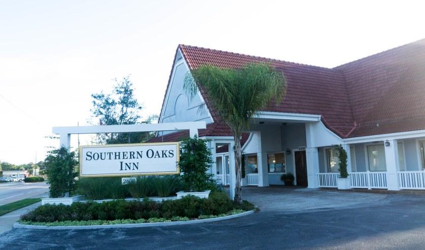 Southern Oaks Inn - Dog-Friendly St. Augustine, Fla., July 15 - 16, 2017