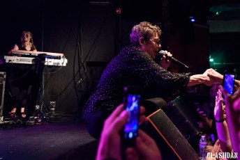 Psychedelic Furs @ Cat's Cradle in Carrboro NC on September 27th 2017