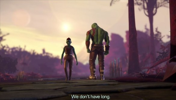Guardians of the Galaxy Episode 4 - Drax and his Daughter