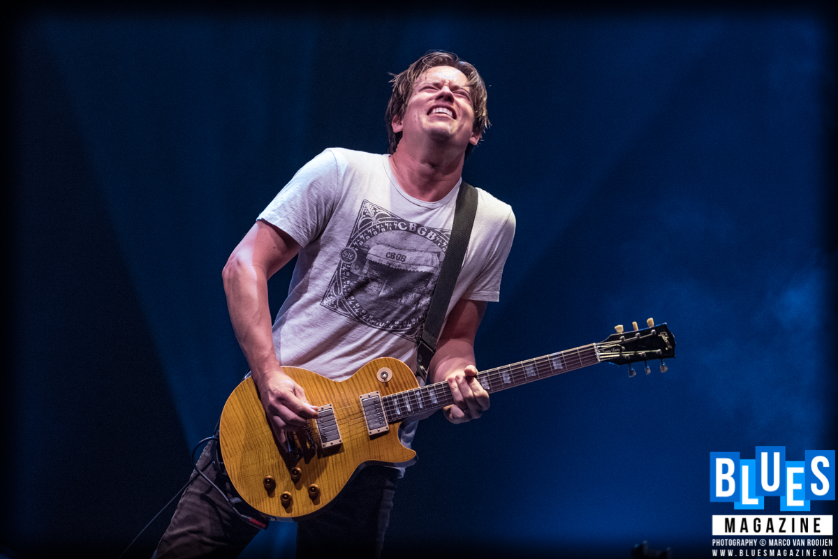 Jonny Lang @ Ramblin Roots Festival 2017