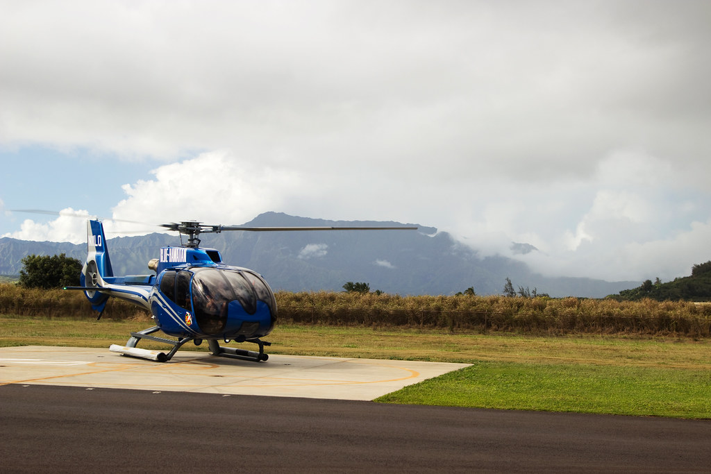 Blue Helicopter Tours