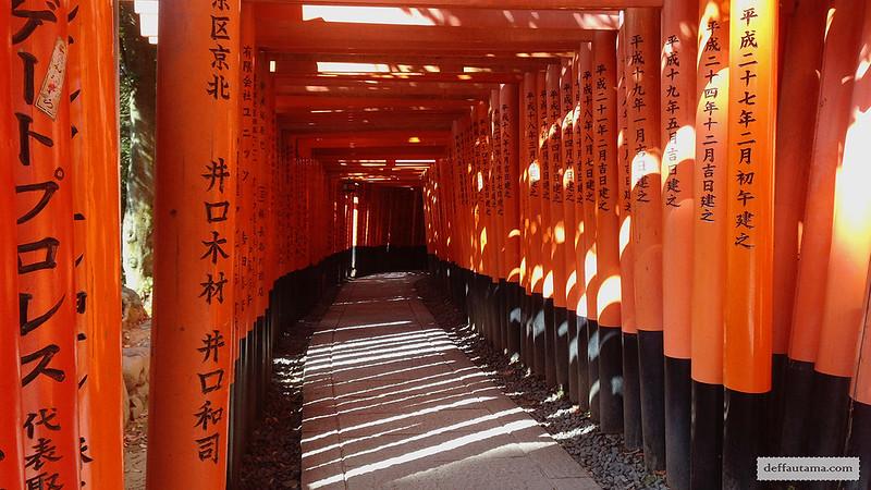 3 Hari Keliling Kyoto - Fushimi Inari 3
