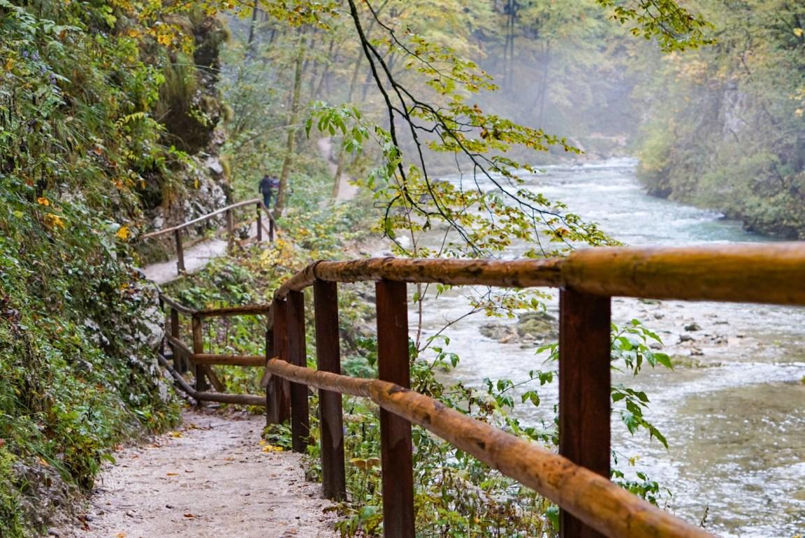 Vintgar-rotko, Slovenia