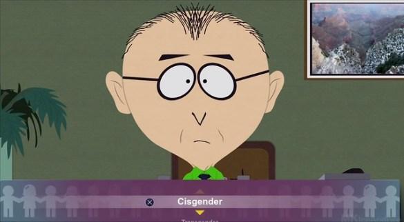 South Park TFBW - Cis or Trans