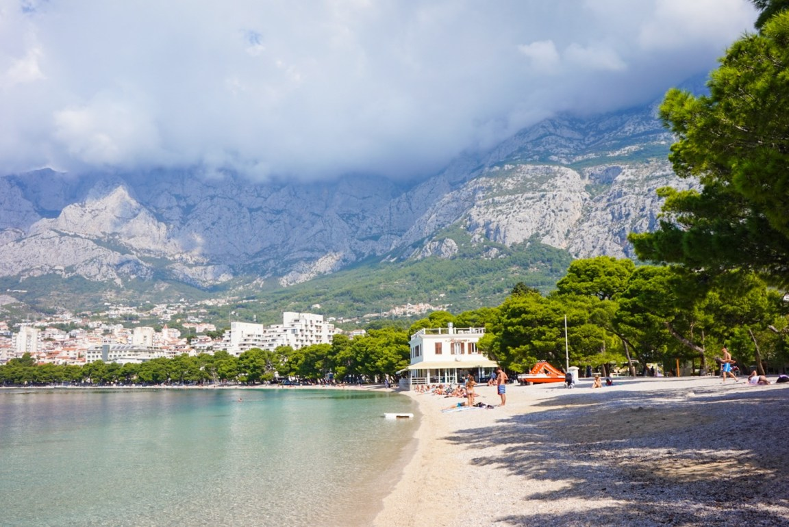 Makarska, Kroatia