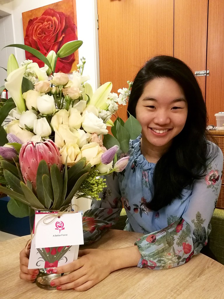 City Girl City Stories: A Better Florist SG