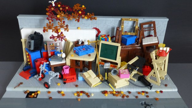 Lego Models Archives The Brothers Brick The Brothers Brick