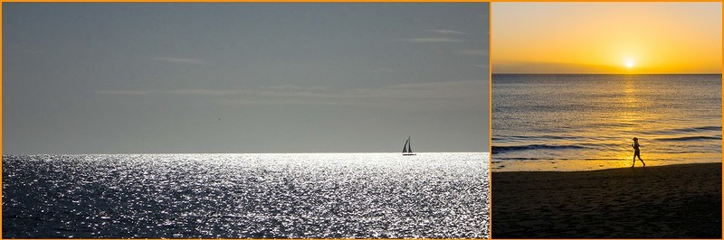 Strand beim Paradies