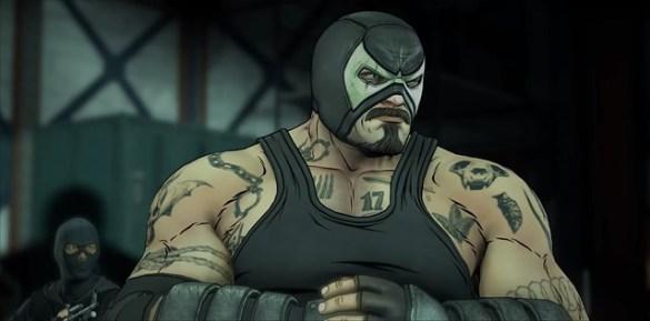 Batman Enemy Within Episode 2 - Bane