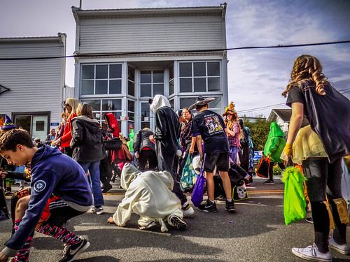 Edison Halloween Parade-37
