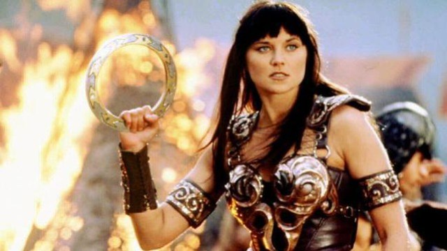 Zena Warrior Princess
