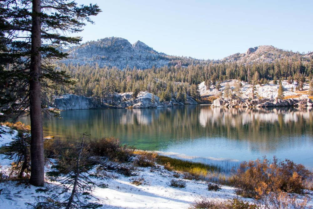 10.21. Twin Lakes Trail