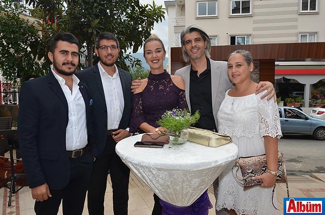 Akın Karadağlı, H. İbrahim Çimen, Ebru Biner, Süreyya Biner, Zeynep Biner