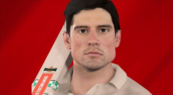 Ashes Cricket - Male Player