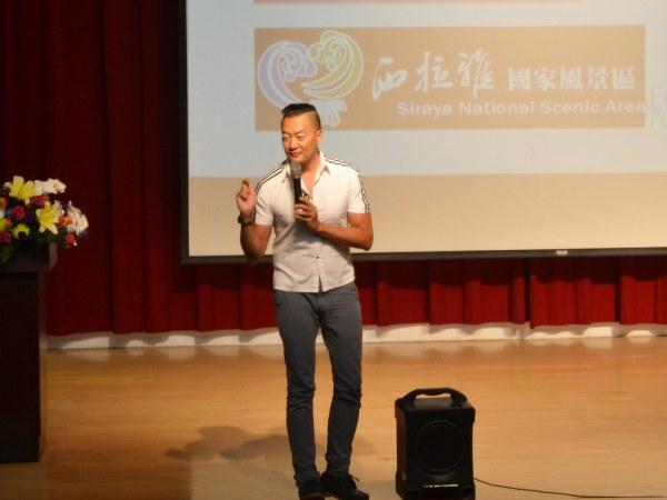 褚士瑩的旅者精神 旅行是我的人生導師