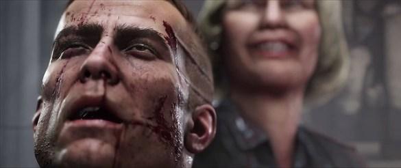 Wolfenstein 2 - Blazcowicz Beheaded