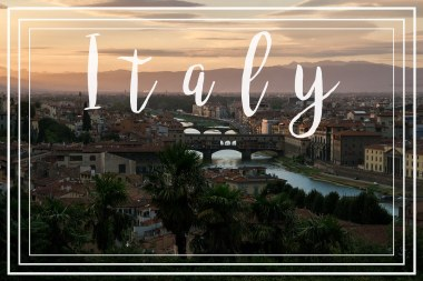 Lust-4-life Florence Travel blog cover photo