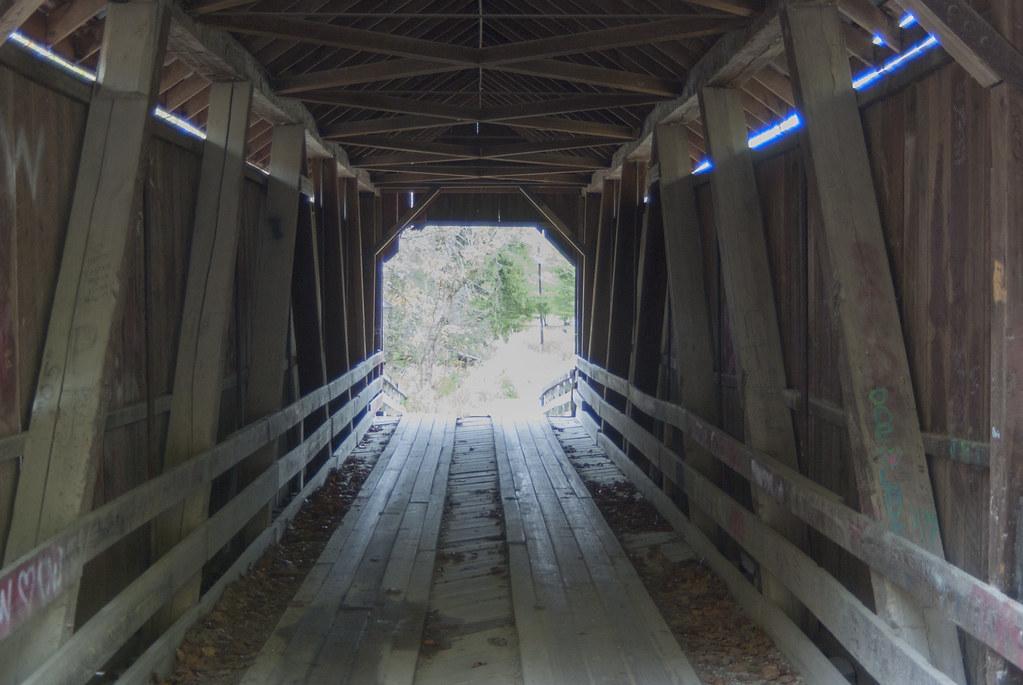 Bean Blossom Covered Bridge