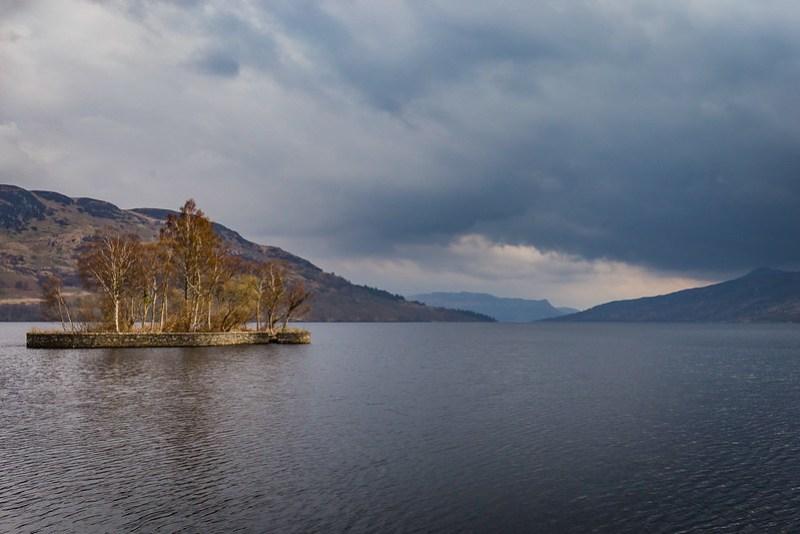 Loch Katrine - Trossachs - Ecosse