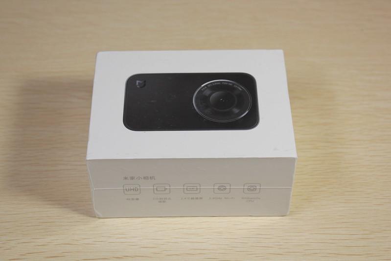 Xiaomi Mijia Camera Mini 開封レビュー (1)