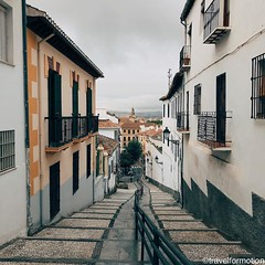 #cloudy #morning #streets #granada #granadaspain #viveandalucia #andalucia #travel #wanderlust #guardiantravelsnaps #tourism #spain #loves_spain #travelgram #espagna #ig_spain #igtravel #viveandalucia #visitspain #exploring #bbctravel #lonelyplanet