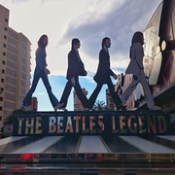 The Beatles legend.