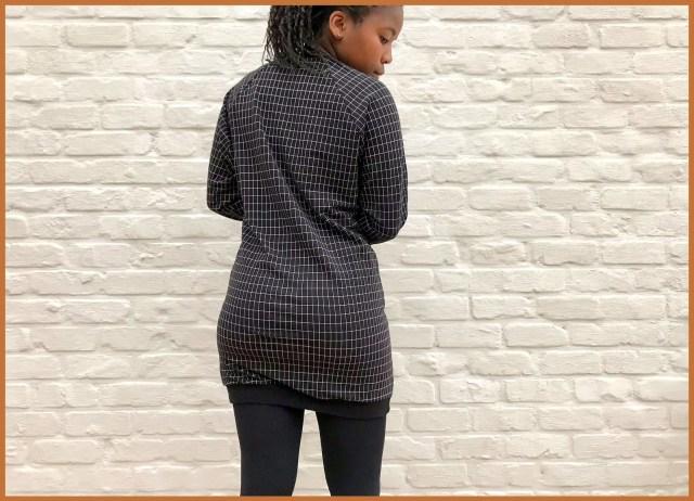 sweaterjurk SYAS (back)