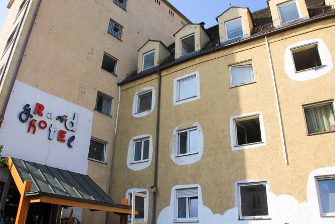 Grandhotel Cosmopolis/Augsburg