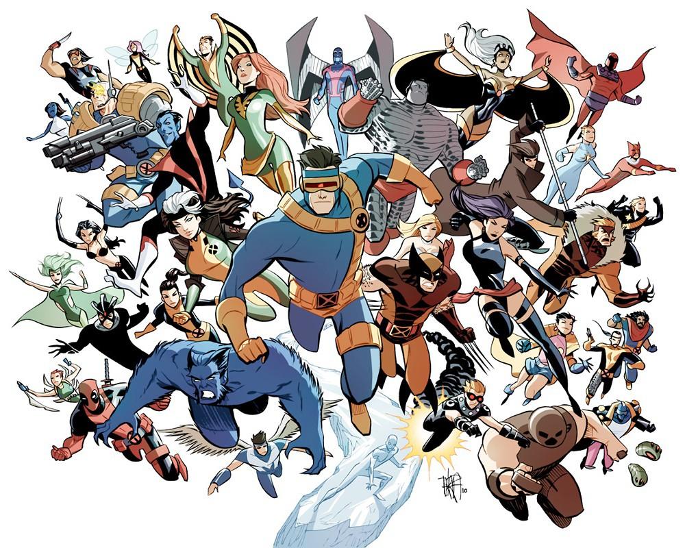 美漫達人聊漫畫:除了「復仇者聯盟」MARVEL 超級英雄還有哪些團隊? | 玩具人Toy People News