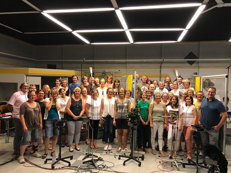 Choraufnahmen in den BauerStudios_2