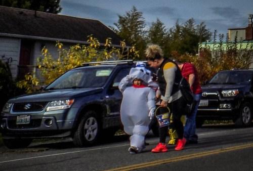 Edison Halloween Parade-16