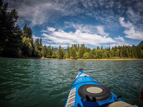 Baker Lake Paddling-1