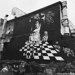 #streetart #blackandwhite #visitlondon #london #thisislondon #igerslondon #vsco #vscocam #wanderlust #guardiantravelsnaps #guardiancities #travel #travelgram #england #timeoutlondon #uk #bbctravel #city #citytrip #vscolondon #exploremore #shotoniphone #il