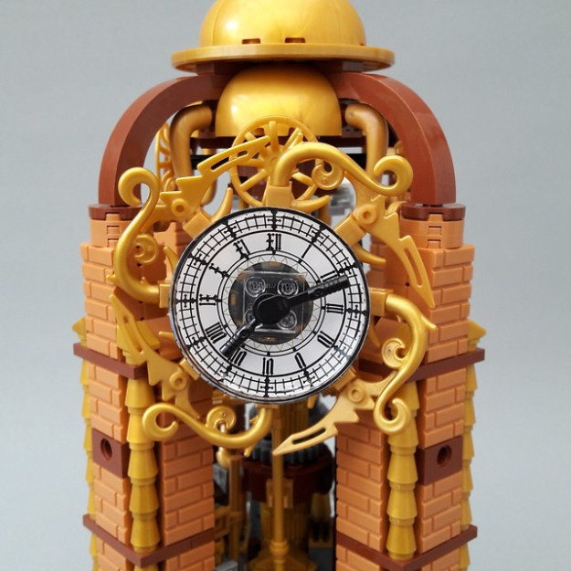 Steampunk Cronograph Observatory