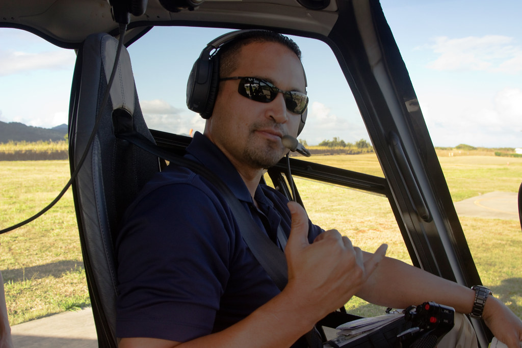 Our Blue Hawaiian Helicopter tour guide