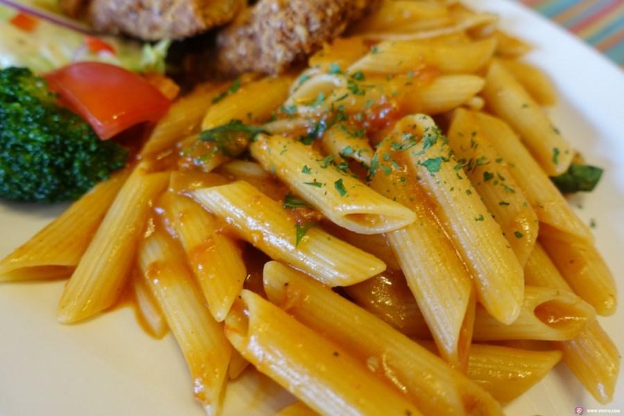 [桃園美食]藍迪亞義大利麵~桃園國際路上高人氣平價義大利麵餐廳✹食材新鮮口味大眾化 @VIVIYU小世界