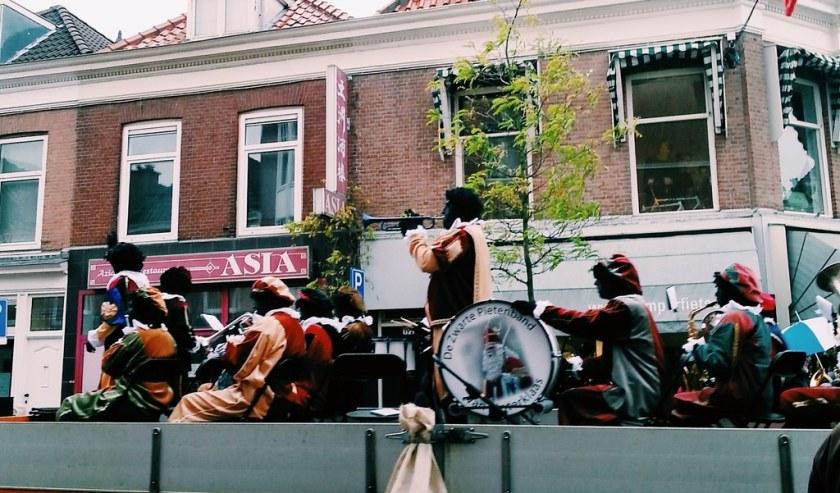 Zwarte Piet The Hague
