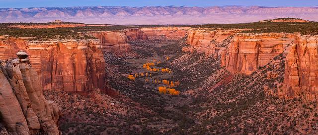 Ute Canyon Panoramic