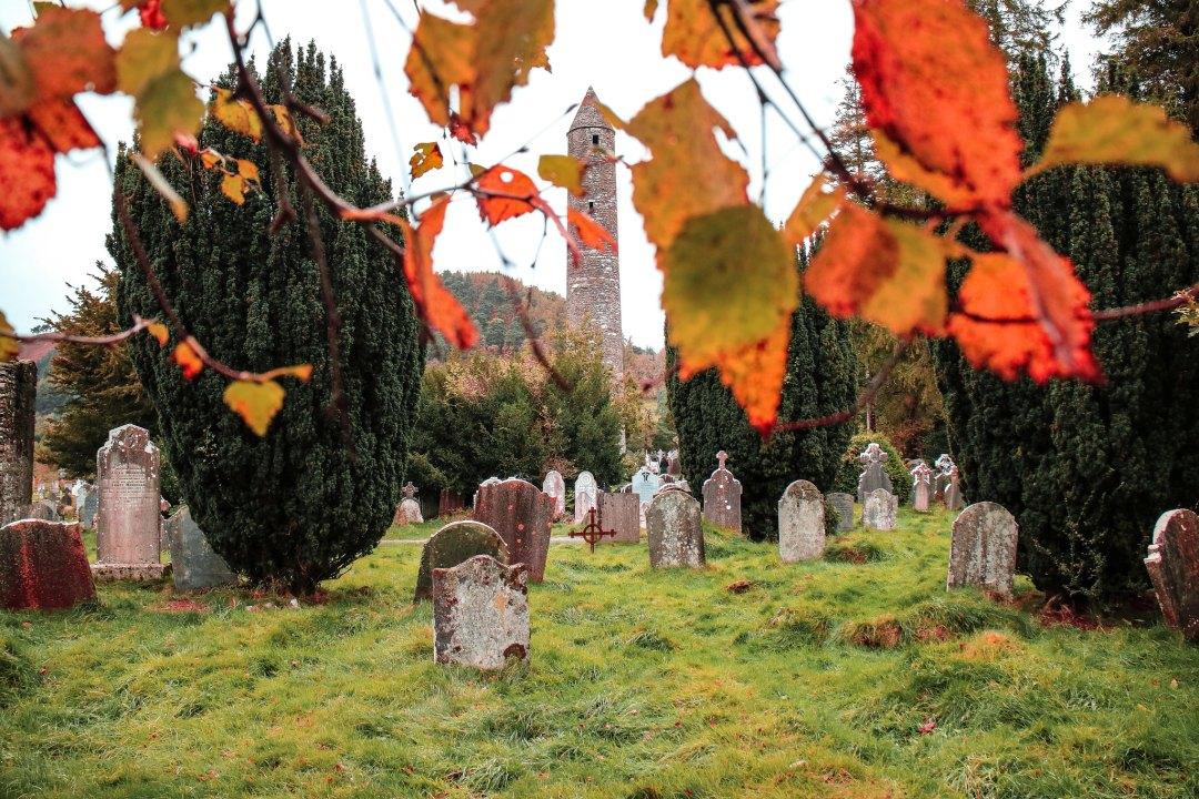Glendalough Irlanda
