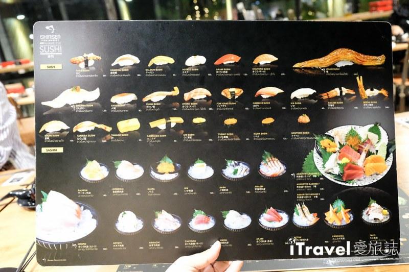 《曼谷水產市場》Shinsen Fish Market:複合式海鮮主題商場