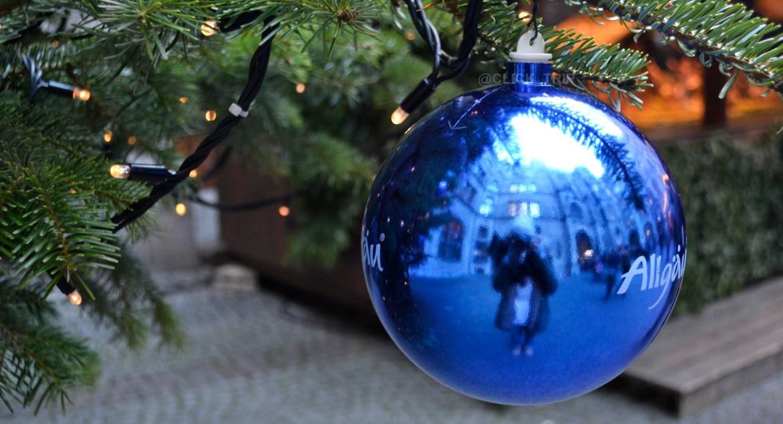 · Detalle en los mercadillos de Navidad de Alemania ·
