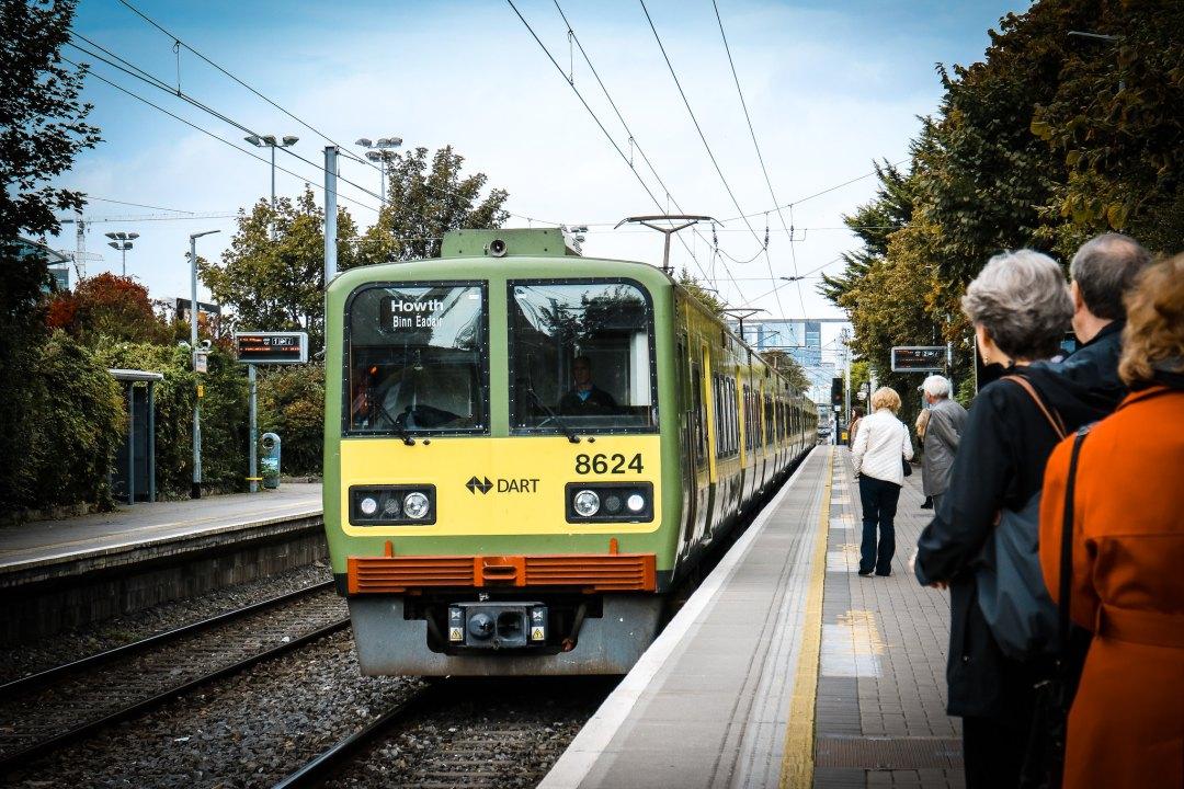 Dublino mezzi pubblici