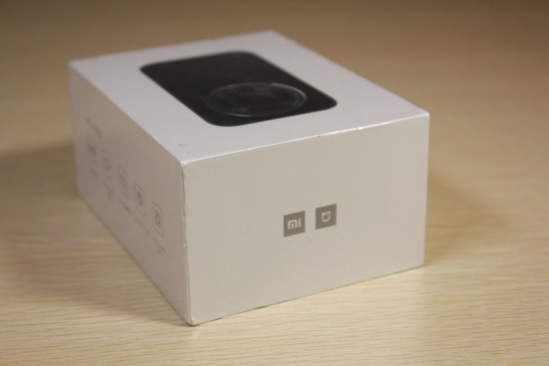 Xiaomi Mijia Camera Mini 開封レビュー (3)