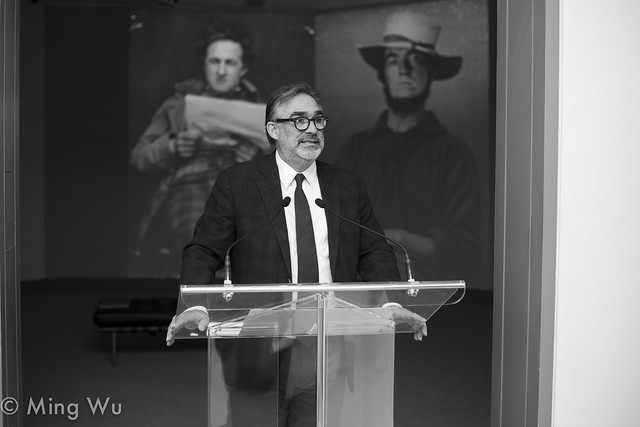 Media launch at National Gallery of Canada