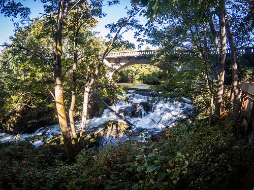 Whatcom Creek Falls and Maritime Park-004