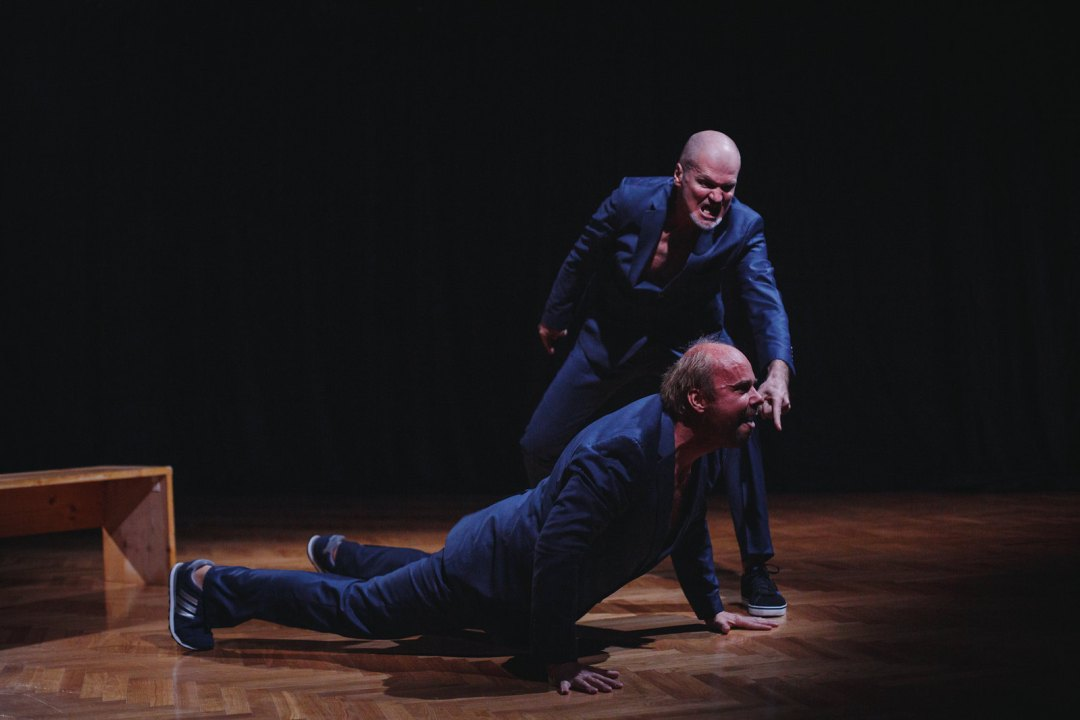 Damir Avdić & Grega Zorc: Mephisto