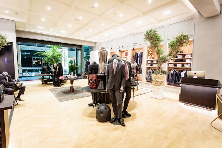 Sacoor Brothers opens a new Flagship Store in Europe
