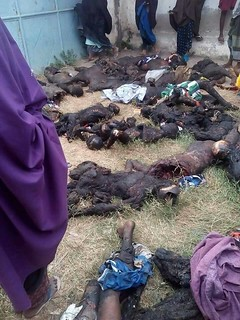 Attentat - Mogadiscio