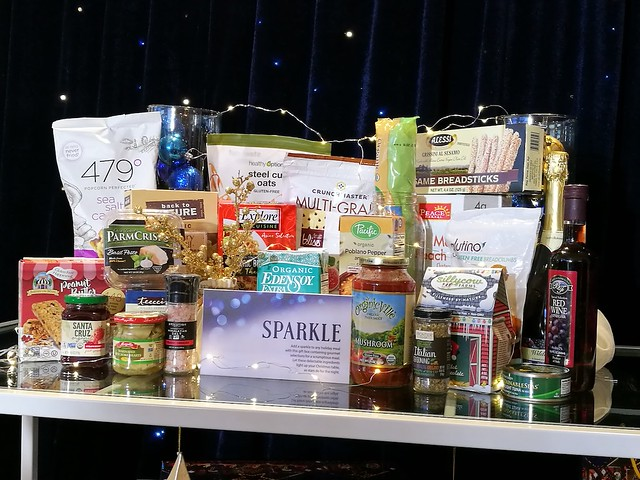 Healthy Options' Sparkle Box